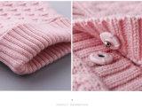 Lavori o indumenti a maglia all'ingrosso delle lane del rivestimento della ragazza di Phoebee