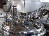 Misturador e emulsivo de homogeneização do vácuo