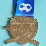 Ribbon를 가진 포상 Sports Promotional Medal