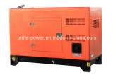 Yuchai Engine著113kVA 90kw Unite Power Super Silent Generator