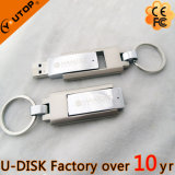 Hete 1-256GB het Roterende Metaal USB Pendrive van 360 Graad (yt-1209L)