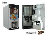 Máquina automática caliente y fría del café para la familia Sc-8703bc3h3 comercial
