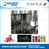máquina de derramamento da bebida 150bpm Carbonated
