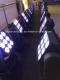 DEL Matrix Light 10W*9PCS 4in1 DEL Matrix Moving Head Light