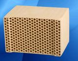Vuurvaste Verwarmer van het Gas van de honingraat de Ceramische Ceramisch voor Rto