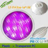 Lf-PAR56-18 * 1W PAR56 Plástico Luz de pool, PAR20 / 38 Underwater Light, Fountain Luz e Jardim Luz.