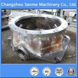 鉱山機械の部品のための鋼鉄型の投げるより低いシェル