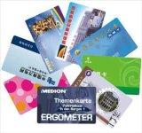 Fonte sem contato do cartão da microplaqueta esperta CI do plástico RFID