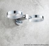 Supporti della chiavetta degli accessori della stanza da bagno doppi