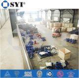 Programma 40 van ASTM A234 Wpb de Zwarte HDPE van de Stuiklas van het Koolstofstaal van het Ijzer Montage van de Pijp
