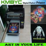 A3 Size Digital Flatbed Printing Machine für Textile T Shirt Print