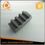 Quatro ferramentas do diamante do segmento que mmoem o moedor de Edco dos ajustes dos blocos