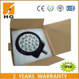 LED 헤드라이트 6in 트럭 램프 90W 트레일러 빛