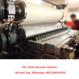 Máquina da extrusão da folha da decoração do PVC