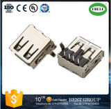 Los conectores USB conector macho Fbusba2-101 Micro USB (FBELE)