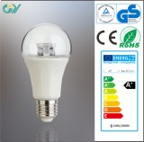 bombilla de 640lm A60 8W CE&RoHS E27 LED