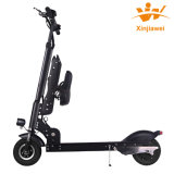 Handle를 가진 녹색 Travel High Quality Folding Electric Scooter