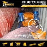 Het Voeden van het Erts van de Voeder van de Verwerking van de Steen van de Machines van de mijnbouw Minerale Trillende Apparatuur