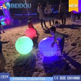 LEDのTouchable広告の混雑させた気球の膨脹可能なZygoteの対話型の球