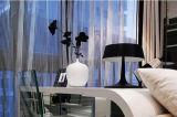Muito lâmpada de tabela contemporânea da mesa da cabeceira da forma para o quarto do hotel