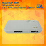 Kreuz-Network Gateway Radio/VoIP/GSM/Built in Sip Server (RoIP302M)
