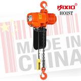 AC van 1.5 Ton Hijstoestel van de Ketting van de Motor van het Toestel 220V het Elektrische met Haak