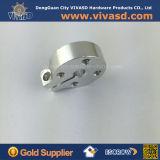 Cantidad de las piezas de metal de la alta precisión la pequeña modifica piezas para requisitos particulares