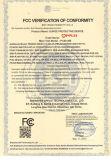Riga di telefono superiore di accoppiamenti dell'impulso Protection10 del grado parafulmine