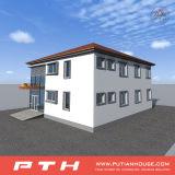 작은 전형적인 마을 살아있는 홈을%s Prefabricated 별장 집
