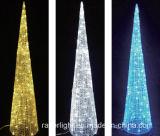 크리스마스 휴일 장식 눈사람 모티브 라이트를 LED