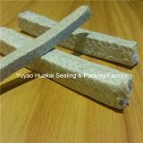 Enchimento Reinfored PTFE/Teflon da selagem sem embalagem trançada lubrific