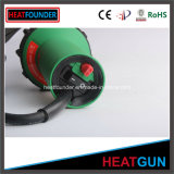 1600W Green Hot Air Welding Machine com Temperature Switch