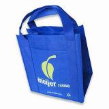 Anunciando o saco de portador não tecido do supermercado (LJ-50)