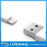Câble de données de remplissage de la charge USB de téléphone mobile d'accessoires d'usine