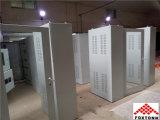 Soem-Puder, das elektrischen Schrank beschichtet