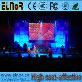 Anschlagtafeln des Stadiums-P3, die farbenreiche Videodarstellung der Miete-LED bekanntmachen