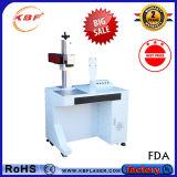 De Machine van de Teller van de Laser van de vezel voor ABS, PC, Plastiek, LEIDEN Licht