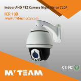 abóbada PTZ da câmera do CCTV de Pelco Ahd do zoom 10X