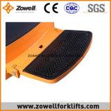 Ce/ISO90001電気スタッカー上の1.5トンの覆い