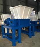 単一のShaft ShredderかDouble Shaft Shredder/Plastic Shredder/HDPE Pipe Shredder