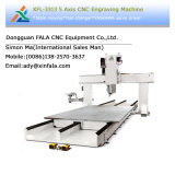 Маршрутизатор CNC гравировального станка CNC Xfl-3313 для прессформы ботинка