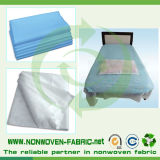 Perforated ткань PP Spunbond Nonwoven для простыни
