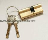 Hohe Sicherheits-Blatt-Taste-Verriegelung Cylinder-1