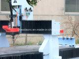 Emplastro do CNC que cinzela a máquina, máquina de estaca do Plasterboard