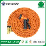 Homeのための最も強い50FT Orange Antifreezing Magic Expandableの庭Hose