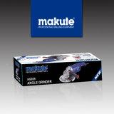 Moedor de ângulo de Makute 125mm, ferramentas de potência de moedura das ferramentas (AG010)