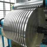 hoja adhesiva de aluminio densamente de Profundo-Proceso de 8011-O 0.1m m Taple