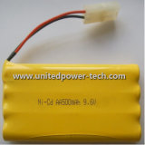 Batteria Ni-CD ricaricabile del AAA