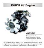 Isuzu 600p doppelter Reihen-Licht-Ladung-LKW