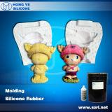 Vorm die tot het Vloeibare Vormende Silicone van de Hars maakt Rubber/Resin dat het Rubber van het Silicone vormt